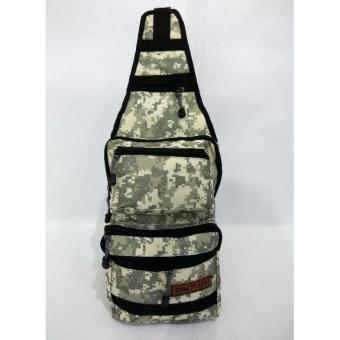 Tas Slempang / Waist Bag Army M16