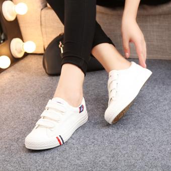 Sepatu Kanvas Musim Panas Sepatu Korea Fashion Style Perempuan