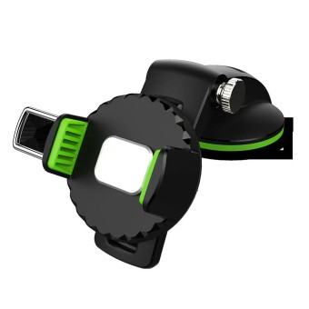 Rotary Car Dashboard Mount Bracket Adjustable Mobile Phone Stand Holder - intl