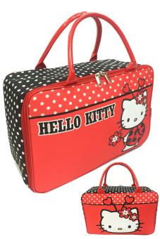 Source · BGC Travel Bag Kanvas Hello Kitty .
