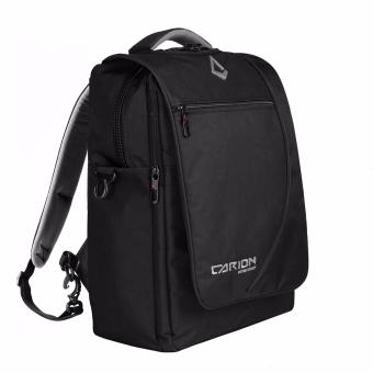 Carion 330009 H - Laptop Backpack with Raincover - Black