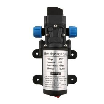 ERA Portable DC12V 80W High Pressure Electric Water Pump - intl