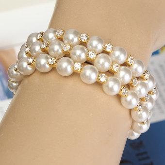 Mewah Elegan Diamante Berlian Imitasi Mahkota Pesta Pernikahan Pengantin Hadiah Baru Source Ratu . Source ·