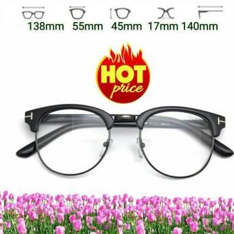 Frame Kacamata Frame Minus Kacamata Baca Tomford 8103 Hitam Doff - Hzxyzr 11d553aee8