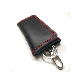 gantungan kunci kulit mobil/motor dompet STNK kulit