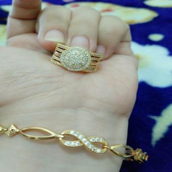 gelang cincin xuping cantik