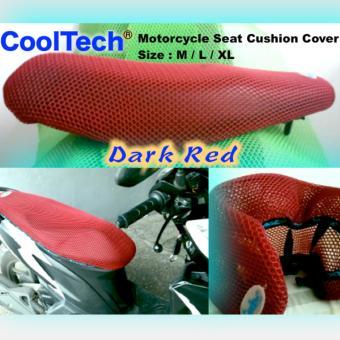 Premium Sarung Jok Motor Anti Hot Ukuran L 3 . Source · Harga sarung jok anti panas cooltech Dark red (beli 1 gratis 1 orange)