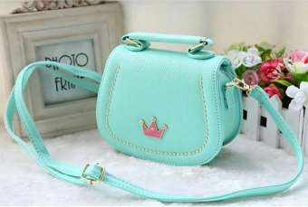JCF Premium Tas Branded Anak Fashion Belle Sling Bag Import - Tosca