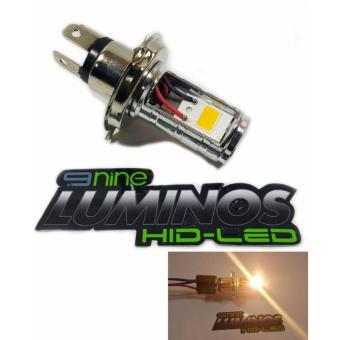 Luminos Lampu LED H4 Hs1 DC Luminos Cahaya Kuning