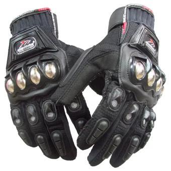 Madbike Mad-10B Sarung Tangan Sepeda Full Batok Stainless Motor Touring Tour Bikers Bike Gloves