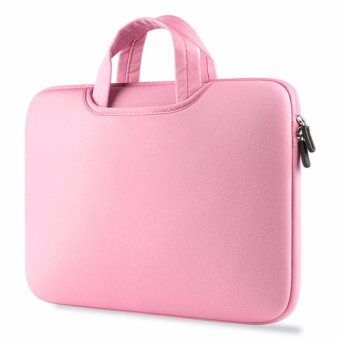 Miimall 14 Inch Portable Laptop Notebook Sleeve Pouch Case CarryBag Cover for Apple MacBook Air/Pro Notebook - intl