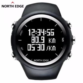North Edge X- Trex Digital Watch for Man with Compass Barometer Thermotere Weather Waterproof Sports