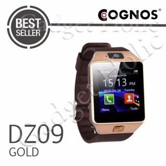 Onix Cognos Smartwatch U9 DZ09 TERMASUK BOX - Gold Smart Watch