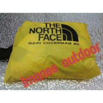 Rain Cover Bag Pelindung Tas Raincover Coverbag 60 70 80 90 L Lt Liter TERLARIS