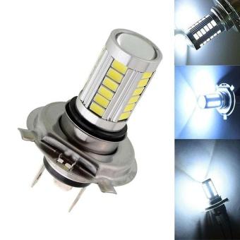 Super Bright H4 SMD5630 LED White Auto Car Fog Driving Light Headlight 12V - intl