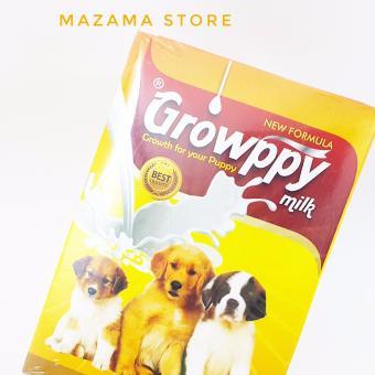 Susu Untuk Anjing / Growppy / Susu Anak Anjing / Puppy / Milk Dog