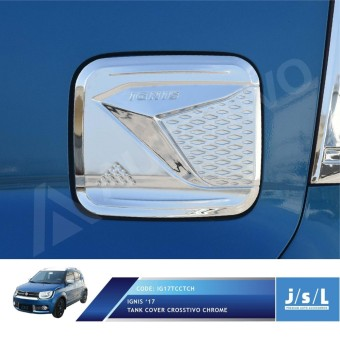 Suzuki Ignis Cover Tutup Bensin JSL / Tank Cover Crosstivo Chrome