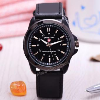 Gold Rubber Band Source · Raynell Jam Tangan Pria Body Black Black Dial .