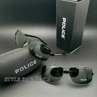 Terbaru Sunglasses Kacamata Pria- Kaca Mata New   Police 1338 Trendy    Fashion - Kdstr 2962ff4217