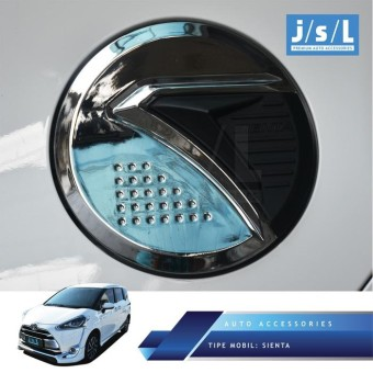 Toyota Sienta Cover Tangki Bensin JSL/Tank Cover Prestige