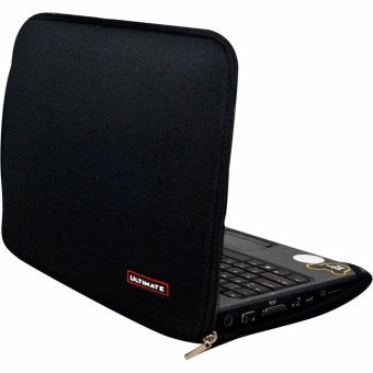 Ultimate Classic 14 inch Black - Tas Laptop/Case/Softcase/Sleeve/Bag