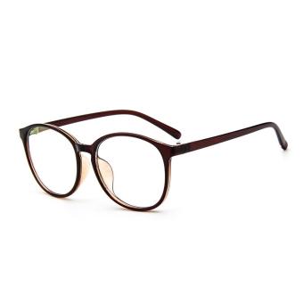 Clearblue Frame Glasses Plastic Frames Plain For Myopia Women Eyeglasses Optical Frame Glasses .