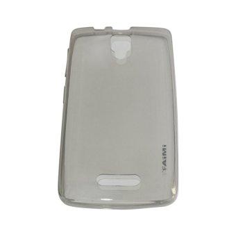 AIMI Ultrathin Case (Anti Jamur) For Lenovo A1000 Jelly case Air Case 0.3mm