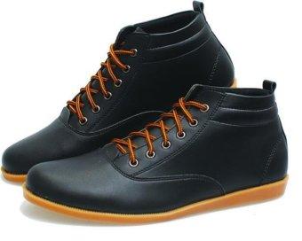Bsm Soga Sepatu Casual Sneakers Pria - Hitam