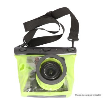 harga Tteoobl GQ-518L Waterproof Underwater Diving Camera Housing CasePouch Dry Bag for Canon Nikon DSLR SLR - Intl Lazada.co.id