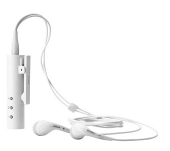 Hanging Wireless Bluetooth Headset for Cell Phones and Tablet (White)(INTL)