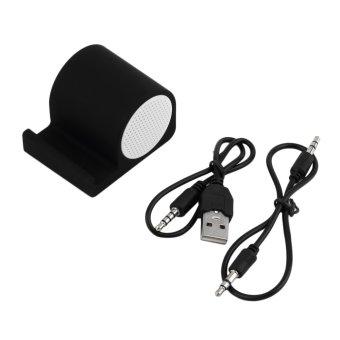 Allwin USB Subwoofer Speaker (Black) (Intl)