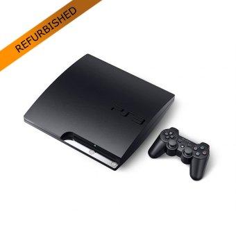 Refurbished Sony PS3 Slim - 120 GB - CFW - Hitam - Grade A