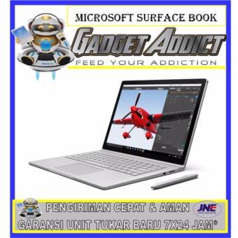 Jual Microsoft Surface Book Intel Core i7, 1TB ROM, 16GB RAM Harga Termurah Rp 47440000. Beli Sekarang dan Dapatkan Diskonnya.