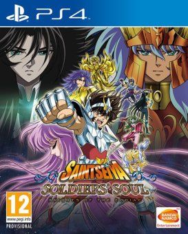 Sony Playstation 4 Saint Seiya Soldiers' Soul