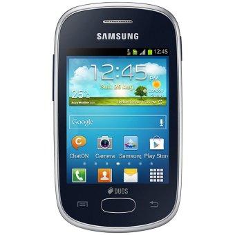 Samsung S5282 Galaxy Star - Hitam