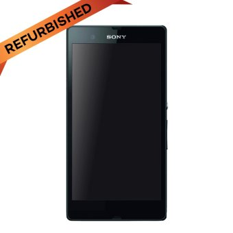 Refurbished Sony Xperia Z1 C6903 - 16 GB - Hitam - Grade A