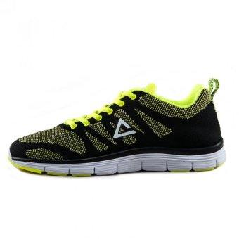 PEAK Sepatu Lari Light Phylon E51421H - Kuning