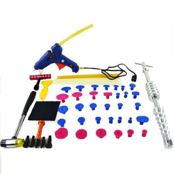 Super PDR handle puller50pcs Paintless Dent Repair Dent Removel PDR Tools (Intl)