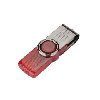 S & F 2GB Swivel Rotating USB 2.0 Flash Memory Stick Pen Drive Storage Thumb U Disk (Red) - Intl