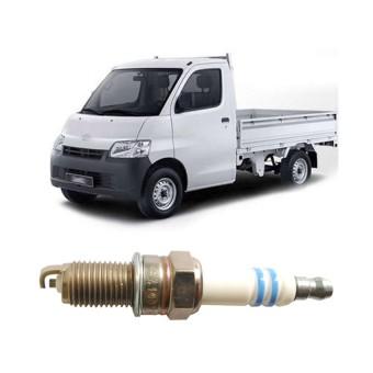 harga Bosch Busi Mobil Daihatsu Grand Max Pick up YR7DC+ - 0242135515 - 2 Buah - Putih Lazada.co.id
