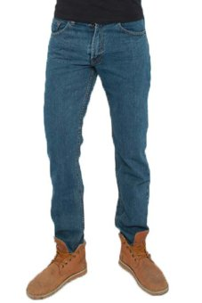 2nd RED 210134 Jeans Basic - Navy Dust