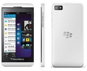 Blackberry Z10 - 16GB - Putih