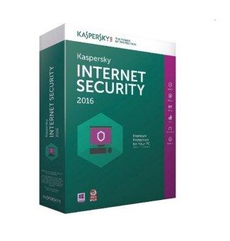 Kaspersky Internet Security KIS 1 User 2016