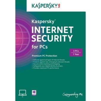 Kaspersky Internet Security 2016 - 3 User