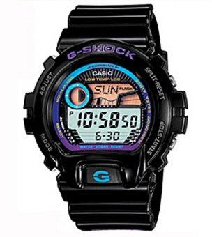 harga Casio Jam Tangan Pria G-SHOCK GLX-6900-1DR - Hitam Lazada.co.id