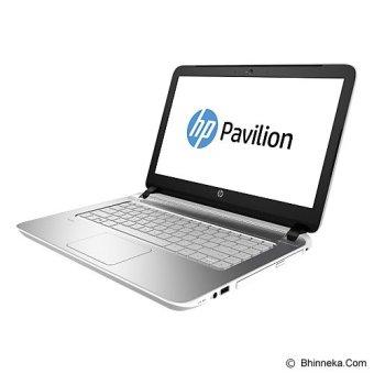 HP 14 - V207TX - DDR3 4GB - Intel Core i7-5500 - 14
