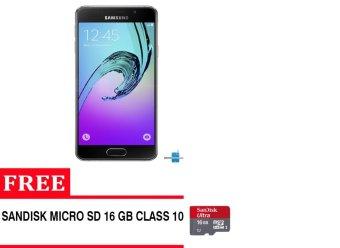 harga Samsung Galaxy A310 Smartphone - Gold + Free Sandisk 16GB Lazada.co.id