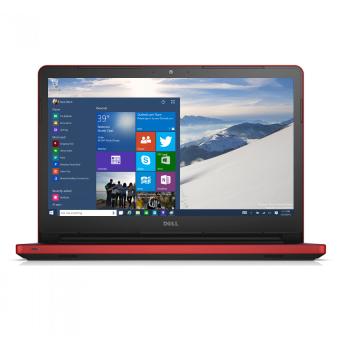 Dell Inspiron 14-5459 - Intel Core i5-6200 - 4GB RAM - VGA - Windows 10 - Merah