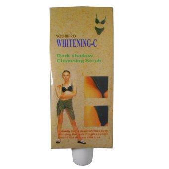 Herbal Whitening C Pemutih Ketiak dan Selakangan Cream Srcub