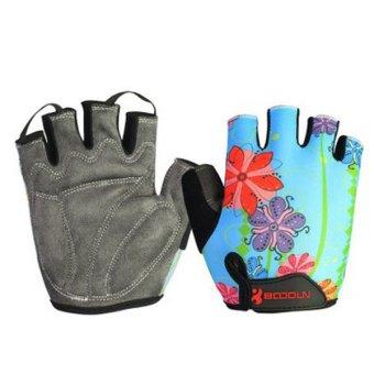 boodun Exercise Sport Fitness Sports Gloves (Intl) (Intl)